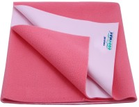 COZYMAT Cotton Baby Bed Protecting Mat(Pink, Large)