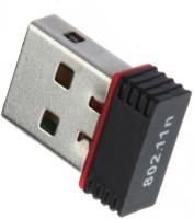 PADRAIG Adapter Mini WiFi Dongle Wireless 802.11 Network USB USB Adapter(Black)