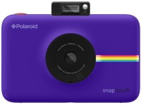 Polaroid Snap Touch Instant Print Camera with LCD Touchscreen Display (Purple) Instant Camera(Purple)