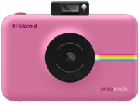 Polaroid Snap Touch Instant Print Camera with LCD Touchscreen Display (Pink) Instant Camera(Pink)