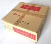connell ceramics RIGA MARFIL 0.22 Table Top Basin(Multicolor)