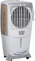 View Crompton Ozone 75 (with Powerful Motor) Desert Air Cooler(White, Grey, 75 Litres)  Price Online
