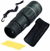 eDUST High Quality Super Clear View for Outdoor Tele Watching Monocular(52, Black)