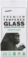Black Arrow Tempered Glass Guard for Blackberry Z3(Pack of 1)
