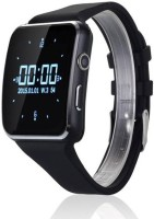 DARSHRAJ x6-smart phone wacth1.4 Smartwatch(Black Strap, Free)