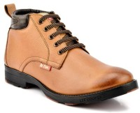 Lee Cooper Boots For Men(Tan)