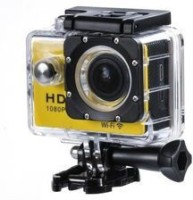 ABC WARRIORS go pro 1080 hd 1080p Action Camera Go Pro Style Sports and Action Camera (Multicolor) NF01 Sports and Action Camera(Multicolor, 12 MP)
