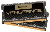 Corsair NA DDR3 16 GB (Dual Channel) Laptop (CMSX16GX3M2A1600C10 Vengeance 16GB Laptop Memory Upgrade Kit (Black))