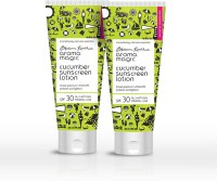 Aroma Magic Pack of 2 Cucumber Sunscreen Lotion 100 ml - SPF 30(100 ml) Flipkart Deal