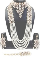 CATALYST Mother of Pearl Jewel Set(White)