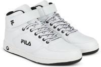 Fila ROBERTO 3 SS 19 High Tops For Men(White)