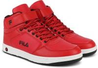 Fila ROBERTO 3 SS 19 High Tops For Men(Red)