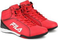 Fila IGNISM SS 19 Basketball Shoes For Men(Red)