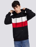 LEWEL Full Sleeve Colorblock Men Sweatshirt