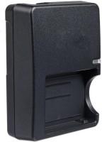 Eshopher Suitable for LP-E5 Battery Free Charging Cable with LC-E5E Battery  Camera Battery Charger(Black)