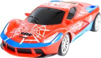 Angella SPIDER MAN HIGH SPEED Avengers Infinity war HIGH PERFORMANCE WORLD RACING RADIO CONTROL With Battery Operated Remote Control Toy for Radio Control Steering CAR FOR KIDS(Multicolor)