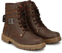 Big fox Cowboy Boots For Men(Brown)