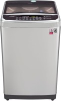 LG 8 kg Fully Automatic Top Load Washing Machine Silver(T9077NEDLY)
