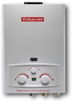Racold 5 L Gas Water Geyser (led lpg, White)