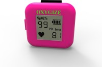 oxygize Ring Pulse Oximeter(Records Graph & Export)