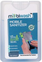 Mobiwash Mobile Sanitizer for Mobiles, Laptops, Computers, Gaming(san-01)