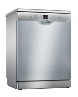 Bosch SMS66GI01I Free Standing 12 Place Settings Dishwasher