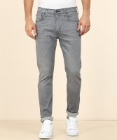 Levi's Tapered Fit Men Grey Jeans