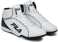 Fila IGNISM  SS 19 Basketball Shoes For Men(Black, White)
