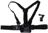 SHAFIRE Belt for 4/3+/3/2/1/ sj 4000 Adjustable Body Chest Strap Harness (Black) Strap(Black)