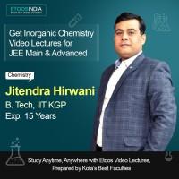 ETOOSINDIA JEE Complete Inorganic Chemistry for Main & Advanced by JH Sir(USB)