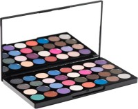 Swiss Beauty Pro 32 Color Hollywood Fashion Forever Eye shadow Palette 24 g(Multicolor)