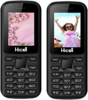Hicell C2 Turbo Combo of Two Mobiles(Black&Red$$Black&Grey)