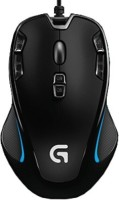 Logitech G300s Wired Optical  Gaming Mouse(USB 2.0, Black)
