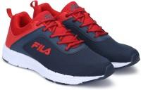 Fila MODESTO SS 19 Running Shoes For Men(Red, Blue)