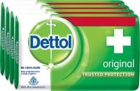 Dettol Original Soap Bar(4 x 125 g)