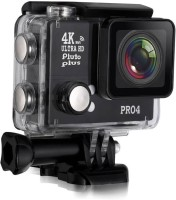 ABC WARRIORS NEW Ultra HD Action Camera 1080P 4K Video Recording Go Pro Style Action camera With Wifi 16 Megapixels Sports NF010 Sports & Action Camera(Black)