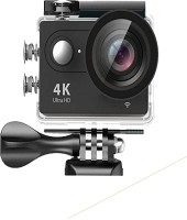 ABC WARRIORS NEW Ultra HD Action Camera 1080P 4K Video Recording Go Pro Style Action camera With Wifi 16 Megapixels Sports NF06 Sports & Action Camera(Black)