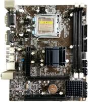 ZEBRONICS ZEB-G41-D3 Motherboard(DARK BROWN / BLACK)