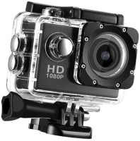 NICK JONES 1080p sports active camera Sports and Action Camera(Multicolor, 12 MP)