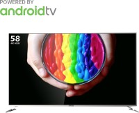 Onida Google Certified 147.32cm (58 inch) Ultra HD (4K) LED Smart Android TV(58UIC)