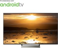 Sony 138.8cm (55 inch) Ultra HD (4K) LED Smart Android TV(KD-55X9300E)