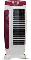 M-Max 0 L Tower Air Cooler(Purple, Tower Fan, Tower Fan cooler Without Water, Latest Portable Tower Fan Cooler)