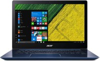 View Acer Swift 3 Core i5 8th Gen - (4 GB/256 GB SSD/Windows 10 Home) SF314-52 Thin and Light Laptop(14 inch, Blue, 1.45 kg) Laptop