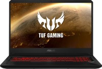 View Asus TUF Ryzen 5 Quad Core - (8 GB/1 TB HDD/Windows 10 Home/4 GB Graphics) FX705DY-AU027T Gaming Laptop(17.3 inch, Black, 2.6 kg) Laptop