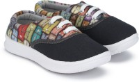 Miss & Chief Boys Lace Sneakers(Multicolor)