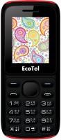 EcoTel E12(Black&Red)