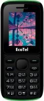 EcoTel E12(Black&Green)