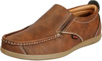 Bata Stylish Loafers Casuals For Men(Tan)