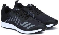 ADIDAS PUARO M SS 19 Running Shoes For Men(Black, Grey)