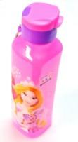 SKI Cartoon Printed Square designed Frozen, BPA Free, Leak Proof bottle 750 ml Water Bottle(Set of 1, Multicolor)
